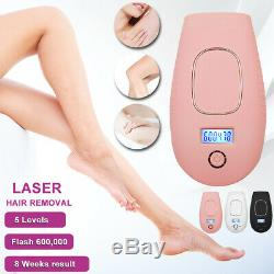 1PC 600000 IPL Laser Hair Removal Permanent For Body Face Leg Electric Machine