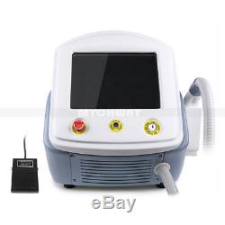 2000 Million Shots 808nm Wavelength Diode Hair Removal Machine Beauty Painless