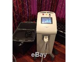 2006 Alma Soprano XL 810nm Diode Medical Laser for Hair Removal