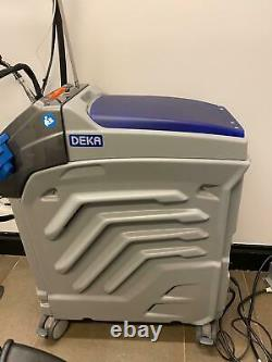 2018 Deka Motus AX Alexandrite Laser for Hair Removal and Pigmented Lesions