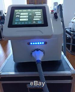 2019 New design 808nm diode laser hair removal machine with 3 wavelength Therapy