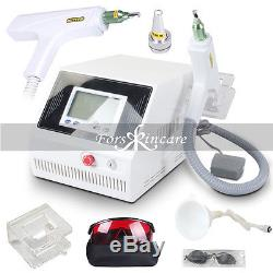 300W ND Yag Laser Tattoo Removal 1064nm 532nm Pigment Eyebrow Removal Machine CE