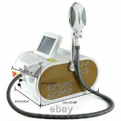 3 in1 SPA SHR OPT Elight IPL Permanent Hair Removal Spot Wrinkle Laser Removal