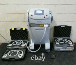 Alma Harmony IPL Hair Removal ND YAG Q Switched Vascular Acne Pigmented Laser