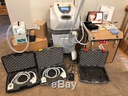 Alma Harmony Medical Laser and IPL System SR 570, VL PL 540, 2940 ErYag Pixel