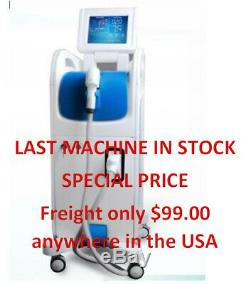 Brand New 808nm Diode Laser Hair Removal Machine 810nm Depilator! LAST ONE