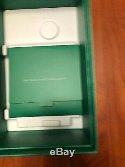 Brand New Tria Beauty 4X Laser Hair Removal White/Green