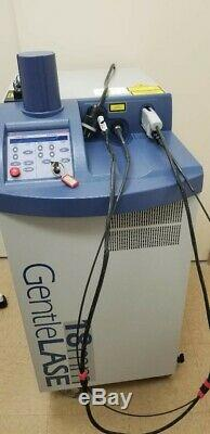 Candela GentleLase plus Laser Hair removal machine one of the most reliable