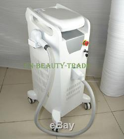 Colour Touch Screen 808nm Diode Laser Hair Removal 6 Laser Bars Beauty Machine