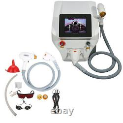 Diode Laser Hair Removal Machine 1064nm/755nm/808nm Body Skin Whitening Beauty