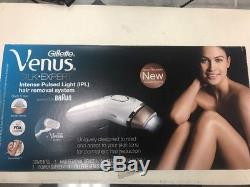 Gillette Venus Silk Expert Special Edition IPL HAIR REMOVAL SYSTEM New Open Box