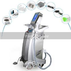 Hair Removal E-light IPL Tattoo Removal Laser Equipment Q-switch Nd Yag Laser