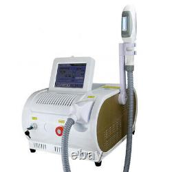Hair Removal Machine SHR OPT IPL Laser Face Lifting Anti Freckle Acne Treatment