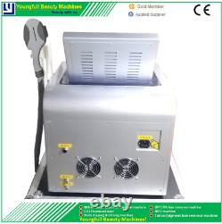 Hair Removal Machine new IPL SHR OPT Beauty diode Laser heavy duty 15 hours work
