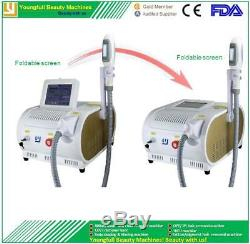 Hair removal machine OPT SHR IPL laser multifunction professional for salon use
