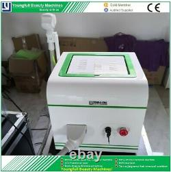 Hair removal machine SHR 808nm diode Laser 810nm painless permanent effect CE