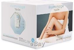 ILuminage Beauty Elos Touch Hair Removal Device with Shaver, Epilator, 300K Pulses
