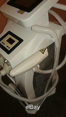 IPL RF YAG Laser Hair Removal Tattoo Removal 3 in 1 Beauty Machine