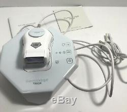 Iluminage Beauty Touch At Home Hair Removal System 120,000 Pulses Bulb