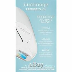 Iluminage Precise Touch Permanent Hair Reduction Device NIB $295 Face Body