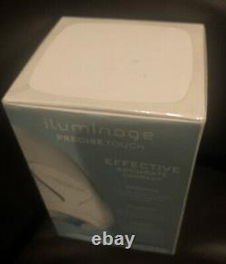 Iluminage Precise Touch Permanent Hair Reduction For All Skin Tones NIB Sealed