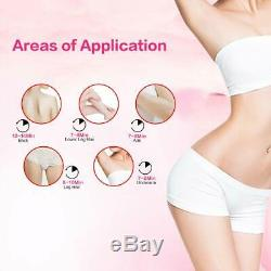 JAMIEWIN Professional Permanent IPL Hair Removal for Women 350,000 Flashes New