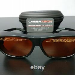 LASER SAFETY GLASSES LASER GOGGLES Q-SWITCH LASER 532nm & 1064nm Fitover