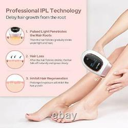 Laser Hair Removal System 500000 Flashes Permanent