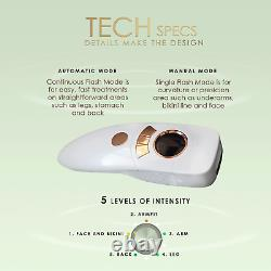 Laser Hair, Scars and Acne Removal IPL Set