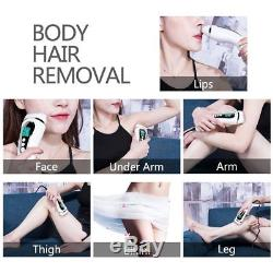 Laser IPL Permanent Hair Removal Device 3 In1 300000 Light Skin Face Body Home