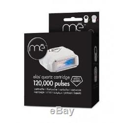 Me My Elos QUARTZ Cartridge 120,000 Pulses for Me Pro SMOOTH Soft Touch Lamp NEW