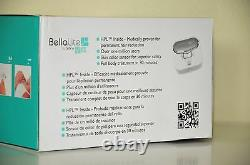 NEW BellaLite By Silk'n Pro Hair Removal At Home with3 Lamp Cartridge 4500 Pulses