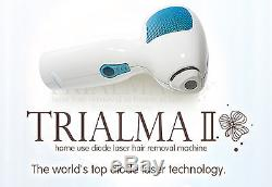 NEW Hair Removal System Laser Trialma IPL Permanent Beauty Home Use Diode nib