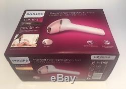NEW! Philips Lumea BRI950/00 Prestige IPL Hair Removal Device For Body & Face