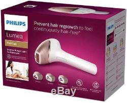 NEW Philips Lumea BRI956 IPL Hair Removal Face & Body + EYE Protection GLASSES