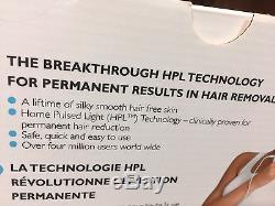 NEW Silk'n Glide HPL Permanent Hair Removal device 30,000 Pulses