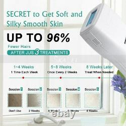 New Elight IPL Laser Permanent Hair Removal Machine with Skin Rejuvenation Head