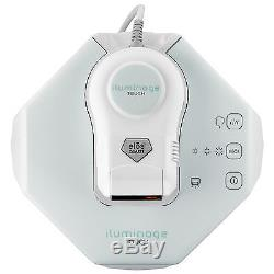 New Iluminage Beauty Touch Elos At Home Hair Removal System 500,000 Pulses Bulb