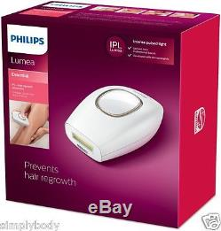 New Philips Lumea Essential SC1983 IPL Hair Remover Worldwide Shipping