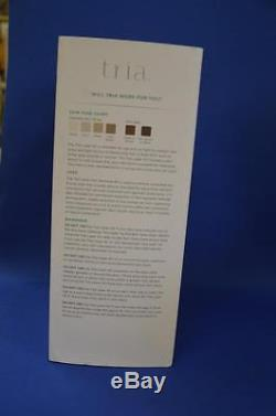 New Tria Beauty Hair Removal Laser 4X FDA Torquoise Skin Clean Home Use 3178A-08