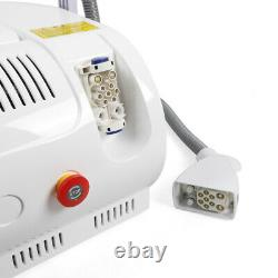 PRO IPL Elight SHR OPT Laser Permanent Hair Removal RF Skin Care Salon Machine