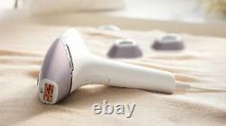 Philips Lumea BRI949 IPL Hair Removal 4 Attachments With 1 Precision Trimmer