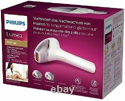 Philips Lumea BRI954 Prestige IPL Hair Remover, FACE and BODY cordless use