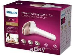 Philips Lumea Prestige IPL (BR1956) Hair Removal Device RRP £575 NEW SEALED