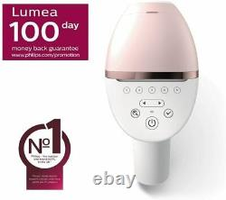Philips Lumea Prestige IPL Cordless Hair Removal Device with 2 Attachments for B