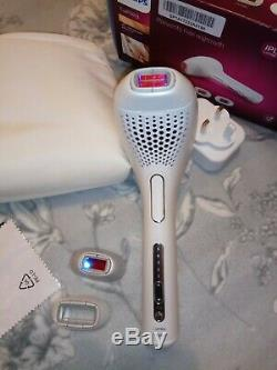 Philips Lumea Prestige IPL laser hair removal cordless chargeable 3 attachments