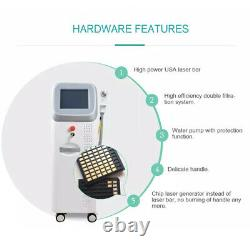 Professional 808Triple Wavelength Diode Laser Permanent Hair Removal Spa Machine