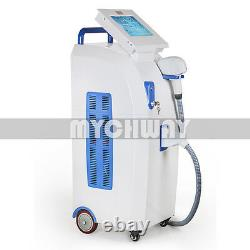 Professional 808nm Diode Laser Cooling Painless Hair Removal Permanent Machine