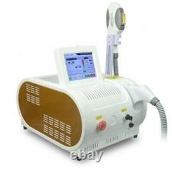 Professional Hair Removal Machine SHR OPT IPL Laser Face Lift Anti Freckle tool