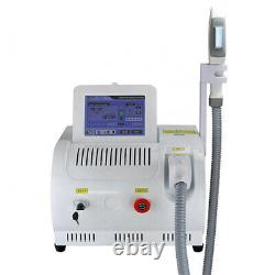 Professional Laser Hair Removal Machine IPL Laser OPT SHR Acne Treatment Device